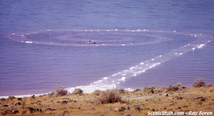 robert smithson spiral jetty essay Robert smithson's spiral jetty, located at rozel point on the northeastern shore of great salt lake in utah, is one of the most remarkable examples of land artin 1970, assisted by a crew.